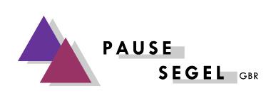 Pause Segel
